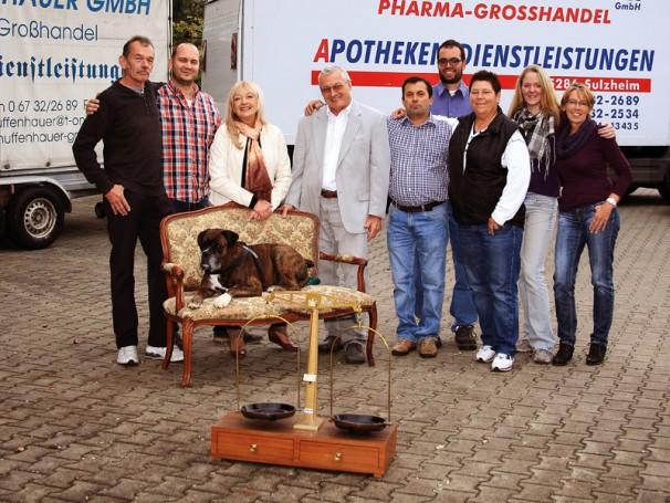 Ihr Team der Bernd Schuffenhauer GmbH